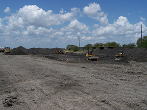 excavating services corpus christi