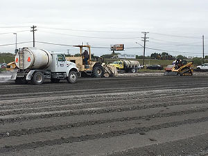 commercial excavating services corpus christi